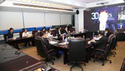 ประชุมเปิดตัว โครงการ Mekong Dam Monitor