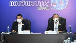 ประชุมคณะทำงานพัฒนา อนุรักษ์ และฟื้นฟูกว๊านพะเยา จังหวัดพะเยา ครั้งที่ 1/2564